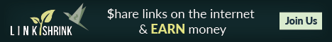 Share links on the internet and earn money