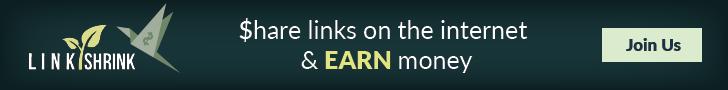 LinkShrink Banner
